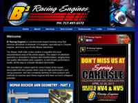 B3 Racing Engines